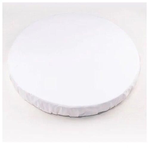 Наматрасник Qu Aqua Jersey водонепроницаемый, 75х75 см белый