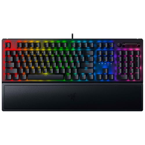 Клавиатура игровая Razer BlackWidow V3 (Yellow Switch) (RZ03-03542100-R3R1)