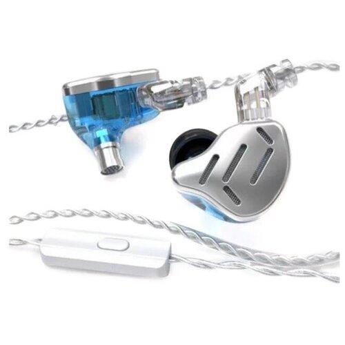 Наушники Knowledge Zenith ZAX mic, синий