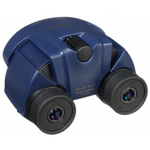 Бинокль Pentax UP 10x21 синий