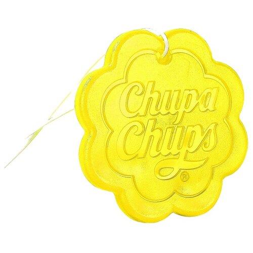 Ароматизатор воздуха Chupa Chups (Lime-lemon) подвесной, гелевый, 18 г. Лайм-лимон лимон taiwan lime