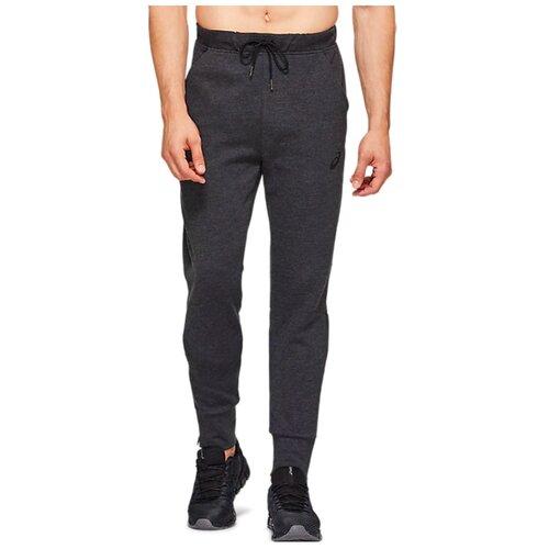брюки мужские asics 2031a968 400 tailored pant 2031a968400 3 размер 50 цвет черный Брюки мужские ASICS 2031A968 020 TAILORED PANT цвет черный размер L