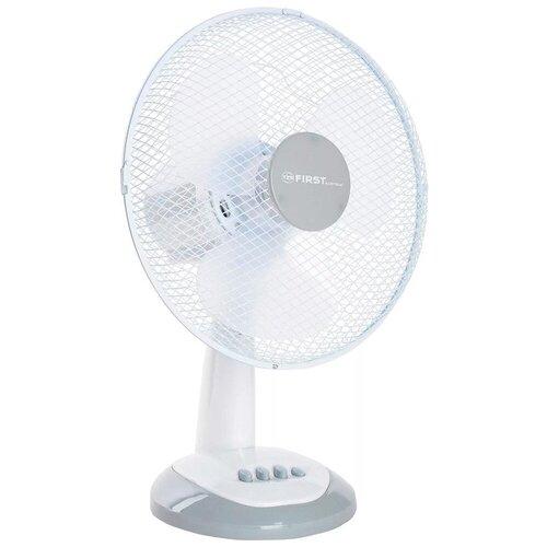 Настольный вентилятор FIRST AUSTRIA 5551, grey