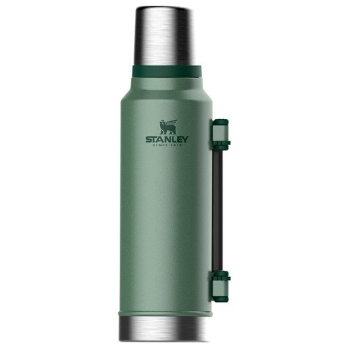 Классический термос STANLEY Classic, 1.4 л темно-зеленый