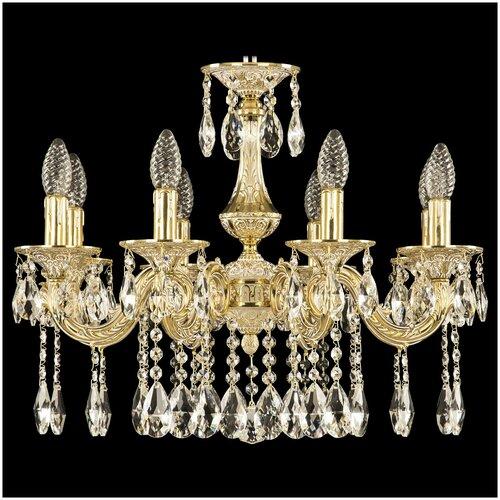 Люстра Bohemia Ivele Crystal 71101/8/175 A GW, E14, 320 Вт люстра bohemia ivele crystal 1771 12 340a gw