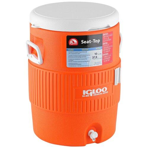 Igloo Изотермический контейнер Seat Top оранжевый 37.8 л