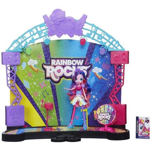 Фото - Игровой набор My Little Pony My Little Pony Equestria Girls Rainbow Rocks A8060 my magical flying pony