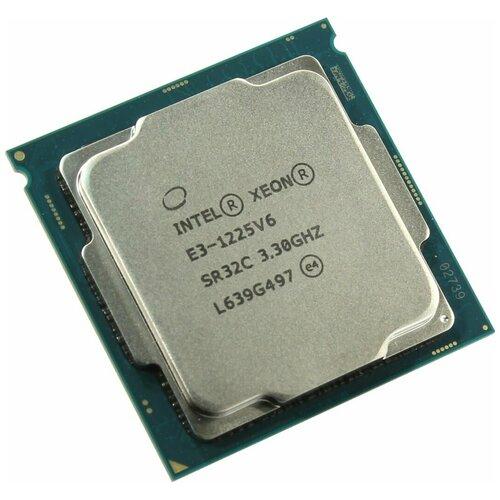 Процессор Intel Xeon E3-1225 v6, OEM