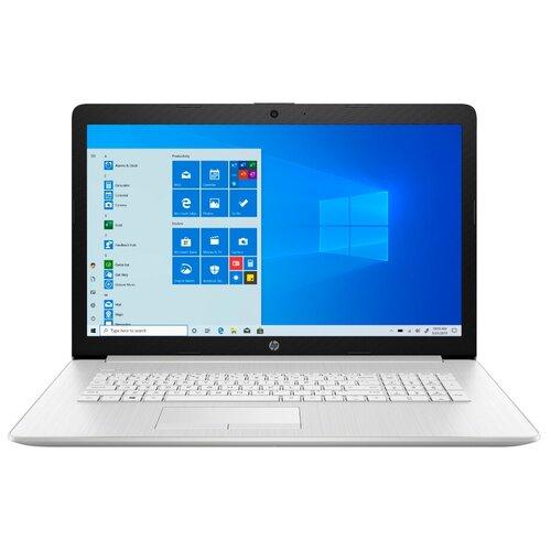 """Ноутбук HP 17-ca2040ur (AMD Ryzen 3 3250U 2600MHz/17.3""""/1600x900/8GB/512GB SSD/AMD Radeon Graphics/Windows 10 Home) 22Q79EA естественный серебряный"""