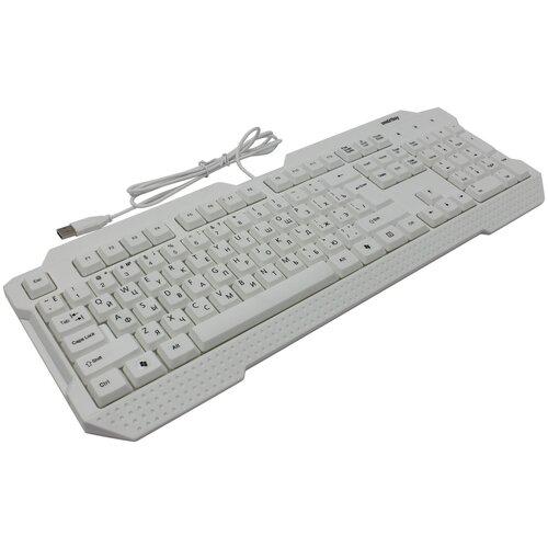 Клавиатура SmartBuy One 332 White USB