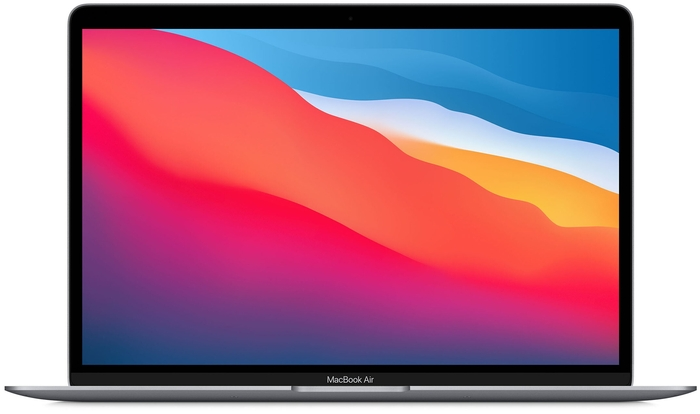 "Ноутбук Apple MacBook Air 13 Late 2020 (Apple M1/13.3""/2560x1600/8GB/256GB SSD/DVD нет/Apple graphics 7-core/Wi-Fi/macOS)"