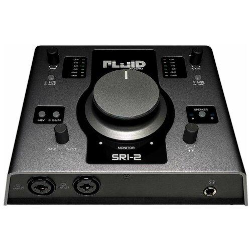 Внешняя звуковая карта Fluid Audio SRI-2