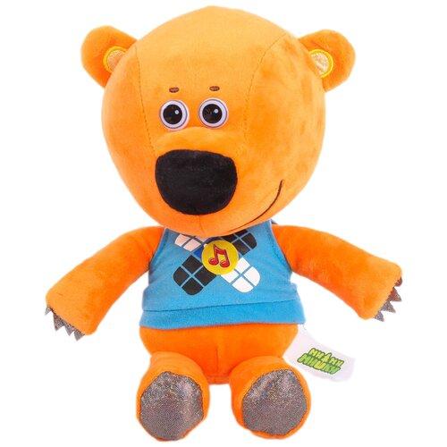 Мягкая игрушка Мульти-Пульти Ми-ми-мишки Медвежонок Кеша 30 см игрушка мягкая мульти пульти ми ми мишки медвежонок кеша 25 см музыкальный