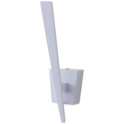 Настенный светильник светодиодный Citilux Декарт-1 CL704010, 5 Вт, цвет арматуры: белый, цвет плафона: белый настенный светильник citilux медея cl436321 120 вт