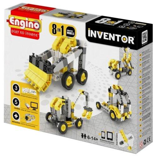 Конструктор ENGINO Inventor (Pico Builds) 0834 Промышленность