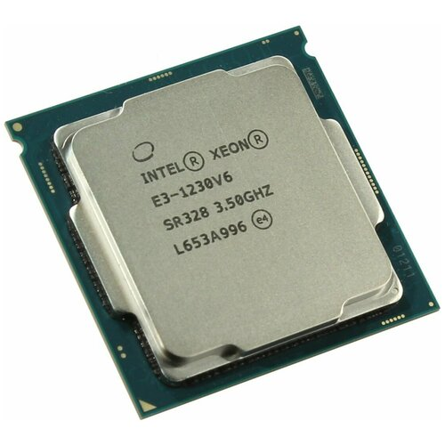 Процессор Intel Xeon E3-1230 v6, OEM
