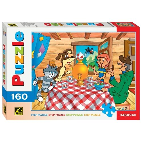 Пазл Step puzzle Союзмультфильм Простоквашино (72007), 160 дет.