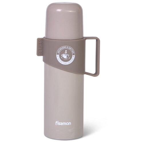 Классический термос Fissman 9632 / 9631/ 9630, 0.35 л серый