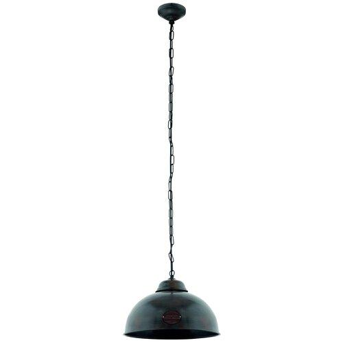Светильник Eglo Truro 49632, E27, 60 Вт светильник eglo rondo 85261 e27 60 вт