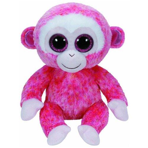 Мягкая игрушка TY Beanie boos Обезьянка Ruby 33 см