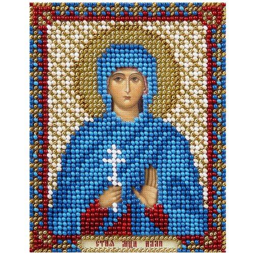 Купить Набор для вышивания PANNA CM-1750 ( ЦМ-1750 ) Икона Святой мученицы Аллы Готфской , Наборы для вышивания