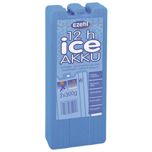 Фото - Ezetil Аккумулятор холода Ice Akku 2х300 г синий аккумулятор холода y6 1840 i k 150 г