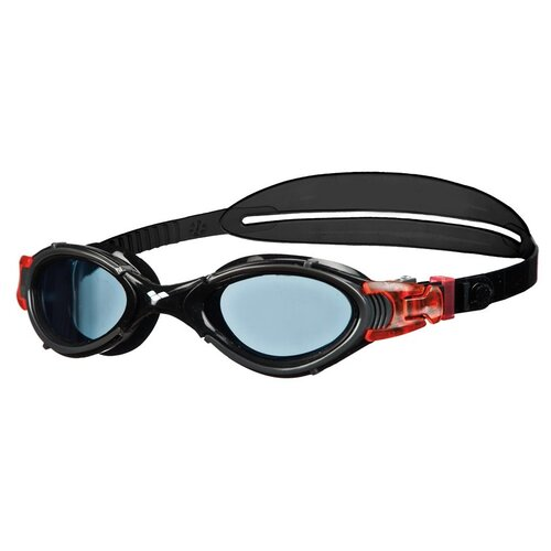 Фото - Очки для плавания arena Nimesis Crystal, smoke-black-black очки для плавания arena zoom neoprene 92279 black clear black