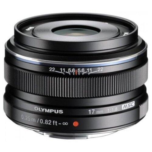 Объектив Olympus 17mm f/1.8 черный