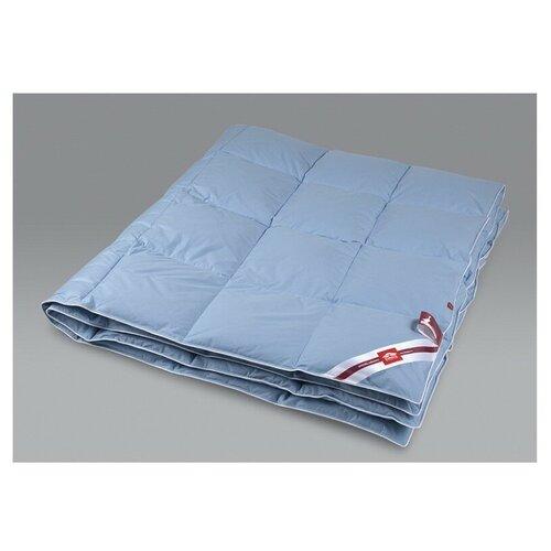 Одеяло KARIGUZ Классика, всесезонное, 200 х 220 см (лазурный)