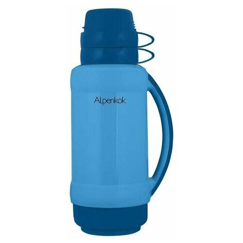 Классический термос Alpenkok AK-18023S/AK-18024S, 1.8 л синий