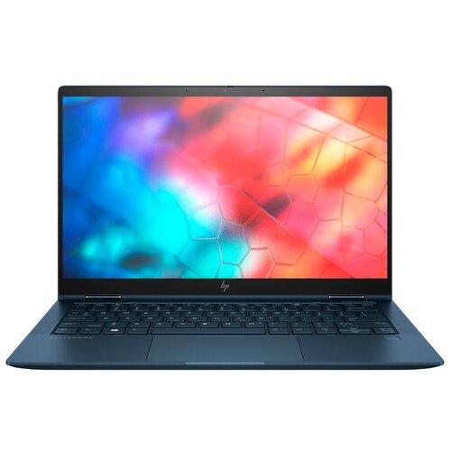 "Ноутбук HP Elite Dragonfly (8MK86EA) (Intel Core i7 8565U 1800 MHz/13.3""/3840x2160/16GB/544GB SSD+Optane/DVD нет/Intel UHD Graphics 620/Wi-Fi/Bluetooth/Windows 10 Home) 8MK86EA Dragonfly Blue"
