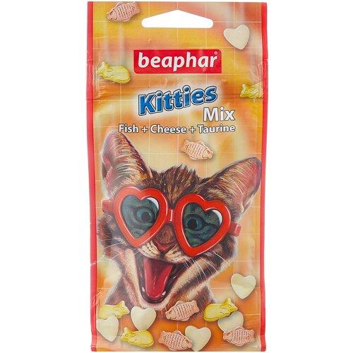 Фото - Добавка в корм Beaphar Kitties Mix 32.5 г добавка в корм beaphar salvikal