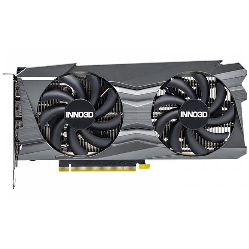 Видеокарта INNO3D GEFORCE RTX 3060 TWIN X2 OC 12GB (N30602-12D6X-11902120), Retail