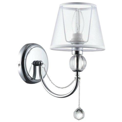 Настенный светильник FREYA Beverly FR5661-WL-01-CH, 40 Вт