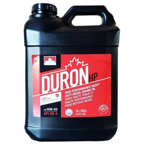 Фото - Минеральное моторное масло Petro-Canada Duron HP 15W-40 10 л минеральное моторное масло mannol universal 15w 40 10 л