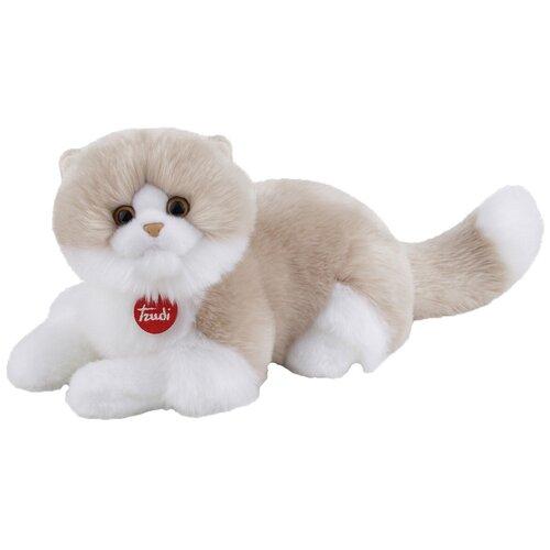 Мягкая игрушка Trudi Кошка Гиада лежачая 20 см
