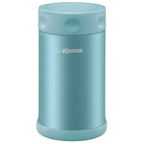 Термос для еды Zojirushi SW-FCE75, 0.75 л голубой
