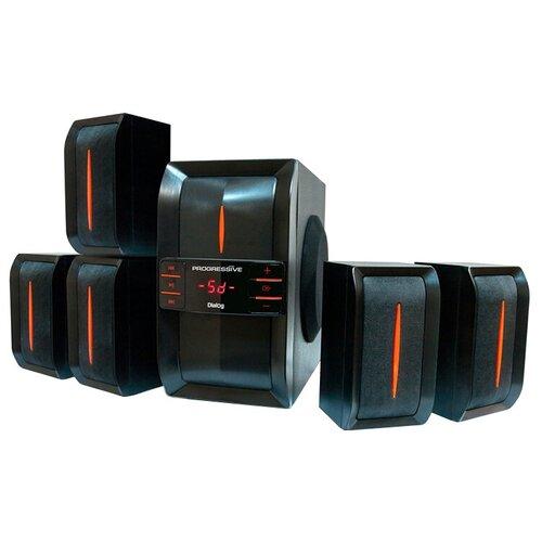 Компьютерная акустика Dialog AP-540 черный