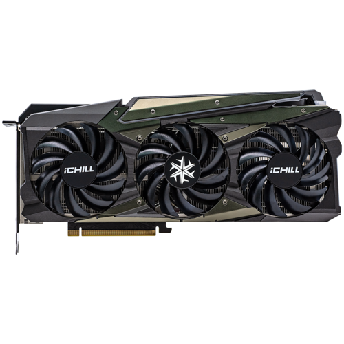 Видеокарта INNO3D GeForce RTX 3090 iCHILL X3 24 GB (C30903-246XX-1880VA37) Retail