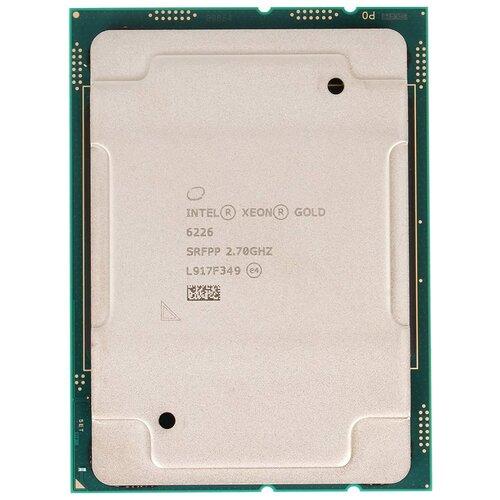 Процессор Intel Xeon Gold 6226, OEM