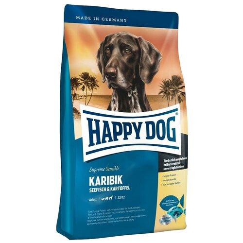 Сухой корм для собак Happy Dog Supreme Sensible Karibik 12.5 кг