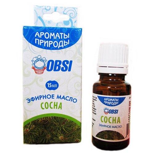 Эфирное масло Obsi Сосна 15 мл