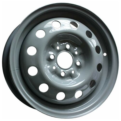 Фото - Колесный диск ТЗСК ВАЗ-08 5.5x13/4x98 D58.6 ET35 Серо-зеленый accuride ваз 2103 5x13 4x98 d60 1 et29 grey
