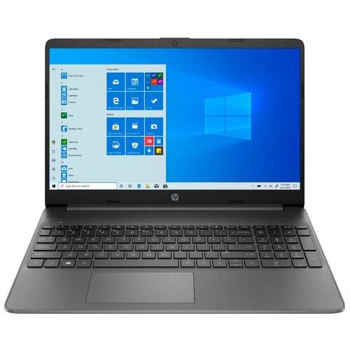 "Ноутбук HP 15s-fq1085ur (Intel Core i3 1005G1 1200MHz/15.6""/1920x1080/8GB/256GB SSD/Intel UHD Graphics/Windows 10 Home) 22R50EA грифельно-серый"