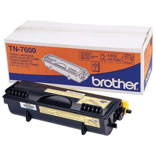 Фото - Картридж Brother TN-7600 картридж brother tn 7600