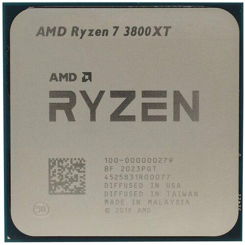 Процессор AMD Ryzen 7 3800XT OEM