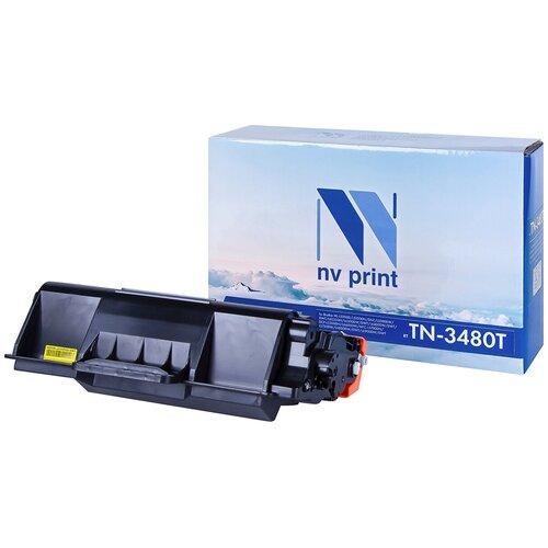 Фото - Картридж NV Print TN-3480T для Brother, совместимый картридж nv print tn 2175t для brother совместимый