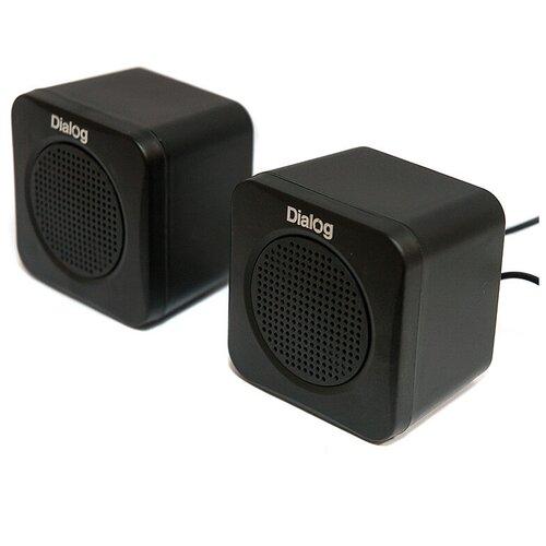 Компьютерная акустика Dialog AC-01UP black