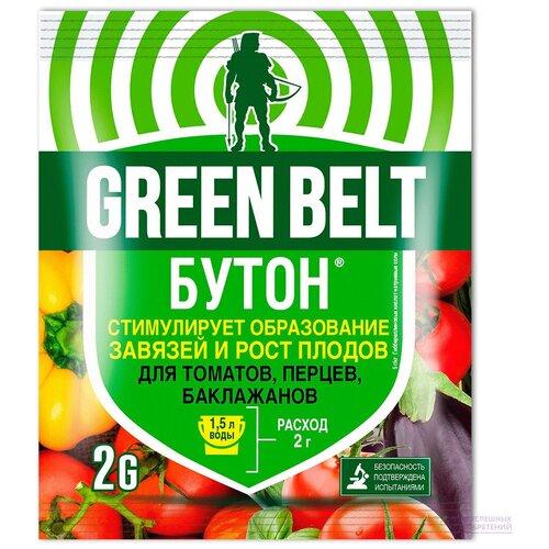Фото - Удобрение Green Belt Бутон для томатов, перцев, баклажанов, 0.002 кг почвогрунт для томатов перца и баклажанов богатырь 20л