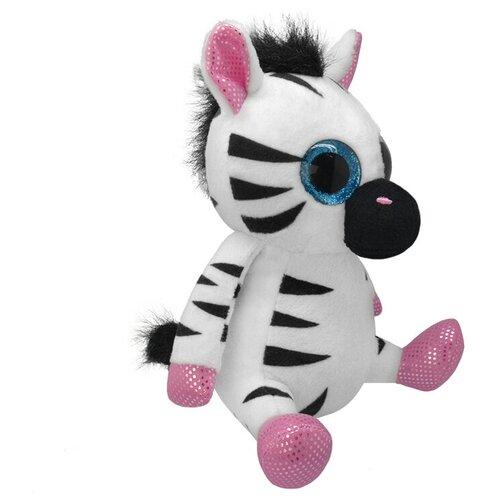 Мягкая игрушка Wild Planet Зебра 15 см